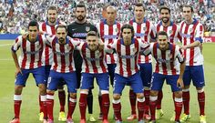This is the team. They have win the last Spanish League (2013-2014).