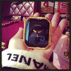 Very vintage ! #chanel