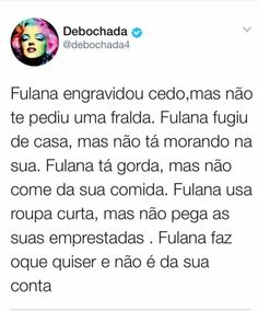 Seu bobo da corte Funny Quotes, Funny Memes, Some Quotes, Girls Be Like, Girl Power, Sentences, Texts, Thoughts, Humor