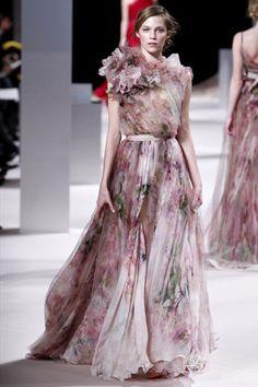 Elie Saab Spring 2011 Couture   Paris Haute Couture