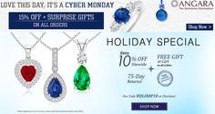 Cyber Monday Jewelry Sale