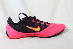 Nike Zoom Rival S 7 Track Sprint Cleats Shoes Spikes MSRP $65 NEW FREE SHIP #Nike #Cleats
