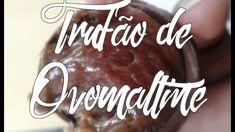 Trufão de Ovomaltine