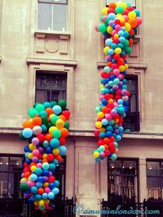 Balloons, Regent Street, London