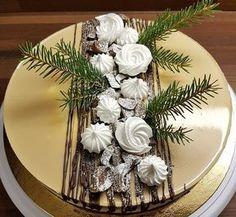 Baileysjuustokakku - tuo juhlapöydän kruunattu kuningatar - Starbox Piece Of Cakes, Baileys, Xmas, Christmas, I Love Food, Cheesecakes, No Bake Cake, Cake Decorating, Bakery