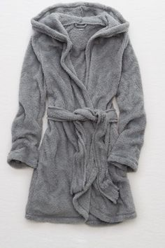 bba0578acb Aerie Fuzzy Robe Fuzzy Robe