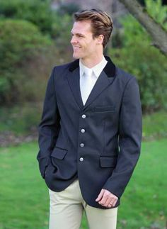 Shires Gents Stanley Show Jacket, Shires Mens Stanley Show Jacket