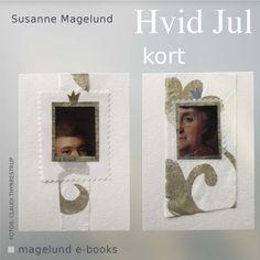 White Christmas Cards - Hvid Jul kort  Susanne Magelund