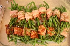 Bacon-Wrapped Green Beans
