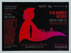 Don't Look Now (1973) ~ Minimal Movie Poster by Matt Needle