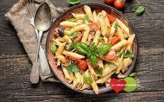 Deliciosa Salada Nutritiva de Nozes com Queijo Cottage!