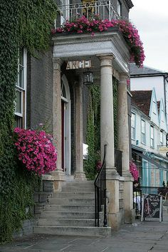 The Angel Hotel - Bury St Edmunds, Suffolk, England