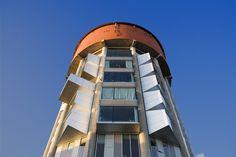 Jaegersborg Water tower / Dorte Mandrup Arkitekter | ArchDaily