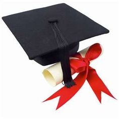And I know this will happen for sure, I am almost there! Graduate College!