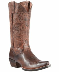 Ariat Alabama Cowgirl Boots - Snip Toe