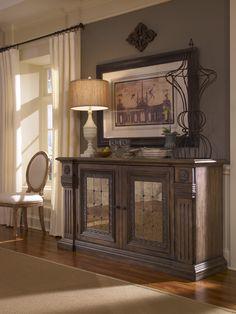Accentrics Home By Pulaski Furniture FurnitureDining Room SetsCredenzaMaster