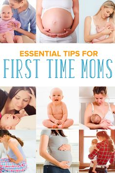 A collection of essential tips for a first time mom. Having a baby is an overnight change for first time mothers. Learn how to survive with a new baby.