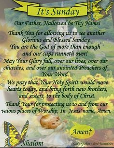 Blessed Sunday Morning, Blessed Sunday Quotes, Sunday Prayer, Good Morning Prayer, Prayer For Today, Morning Blessings, Morning Prayers, Good Morning Quotes, Morning Devotion