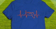 Heart of a Gator T-shirt by DKtshirts on Etsy