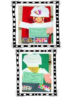 Christmas Cookie Baker Math Craftivity