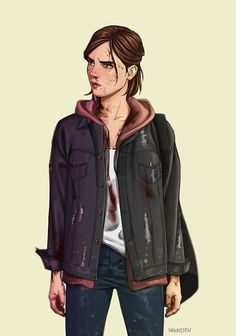 Game Character, Character Concept, Concept Art, Character Design, Apocalypse, Overwatch, Joel And Ellie, The Walking Dead Telltale, The Last Of Us2