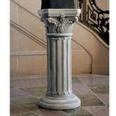 Found it at Wayfair - The Athena Corinthian Pedestal Plant Stand