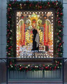 "DLT DEPARTMENT STORE, Saint Petersburg, Russia, ""But the.... I saw Love, deeply hidden in his eyes"", pinned by Ton van der Veer Petersburg Russia, Saint Petersburg, Christmas Displays, Shop Window Displays, Window Design, Department Store, Window Shopping, Visual Merchandising, Artsy"