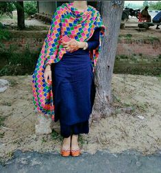 Patiala Suit Designs, Churidar Designs, Kurti Designs Party Wear, Patiala Dress, Patiala Salwar Suits, Salwar Pants, Designer Punjabi Suits, Indian Designer Wear, Phulkari Suit