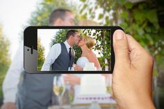 At the wedding, we'll provide details on an app you can use to share your smartphone pictures with us. Professional photos are great, but it's also fun to get different perspectives. Gift Of Time, Different Perspectives, Depth Of Field, Apps, Wedding Weekend, How To Memorize Things, Smartphone, Polaroid Film, Culture