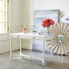 $699 - Suzanne Kasler French Writing Desk