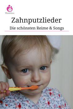 Einem kleinen Kind die Zähne zu putzen, kann zu einer ziemlich schwierigen und stressigen Angelegenheit werden, wenn sich die Kleinen nicht kooperativ zeigen. Manchmal hilft ein schönes Lied oder ein Zahnputzreim. Die schönsten Zahnputzreime und Songs #Zahnputzlieder #Zahnputzreime