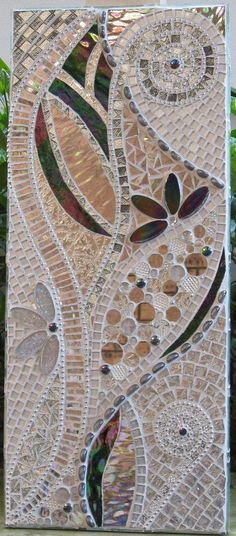 Abstract silver | different mirrors, glas and glitter tiles,… | Flickr - Photo Sharing!