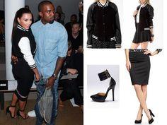 Get Kim Kardashian's Look For Less