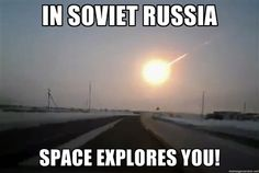 Only in Russia... XD