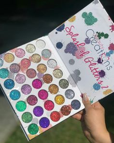 Beauty Creations - Splash of Glitters 2 Palette # Creations # Bea . - Beauty Creations – Splash of Glitters 2 Palette , # gesponsert, Beauty # Sp - Glitter Eyeshadow Palette, Glitter Makeup, Eyeshadow Makeup, Makeup Cosmetics, Glittery Nails, Contour Makeup, Make Up Kits, Make Up Palette, Cute Makeup