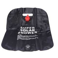 Docooler 10L Camping Hiking Solar Heated Camp Shower Bag Outdoor Shower Water Bag ** Check this awesome product by going to the link at the image.