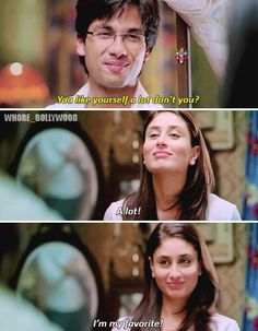Cute Love Stories, Love Story, Meeting Memes, Movie Quotes, Funny Quotes, Sweet Memes, Bollywood Quotes, Edit Photos, Vintage Bollywood