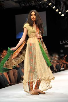 {Lakme Fashion Week Winter/Festive 2010} Part 2 | South Asian Bride Magazine