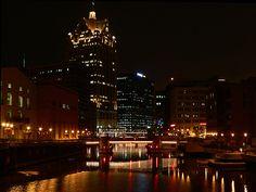 Milwaukee River - Milwaukee, Wisconsin