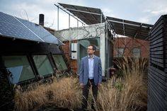 New York micro-grid using solar power. Great idea, better execution!