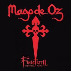 Mago de Oz - Finisterra Ópera Rock 2015 [320kbps] [UL] - Ültimos Discos Gratis