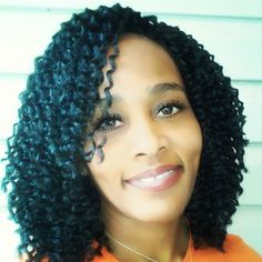 ... Ms. Pk of Ms. Pks Crochet Braids GA Enjoy! #mspkscrochetbraids #