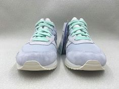 983c45b050679 2018 Discount ASICS GEL LYTE III 3 PASTEL glacier grey aluminium Snow Green  2017 New Shoes EUR36-40 H7R6L-9696