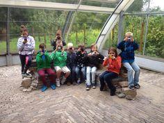 Fotoworkshop voor kids in Weizigt