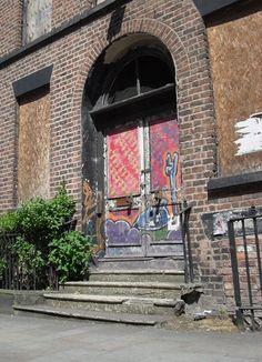 Door, Duke Street, Liverpool.
