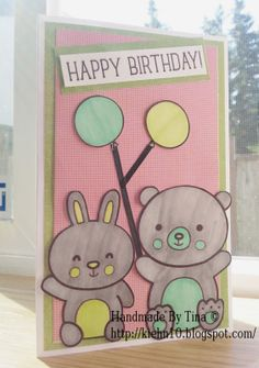 Card by Tina for CIC #266