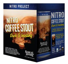 Sam Adams Nitro Beers Launch Nationwide after 3 Years of Experimentation http://n.kchoptalk.com/1nG61SS