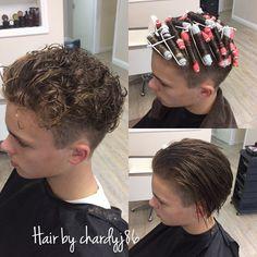Mens Perm Perms Curly Hair Styles Perm Curly Hair Men