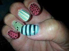 Kathy did moms nails