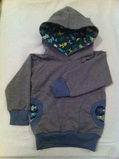 Und nochmal ein hoodie von mathilda. Hoffe diesmal nicht zu bunt für den Papa des Trägers :)